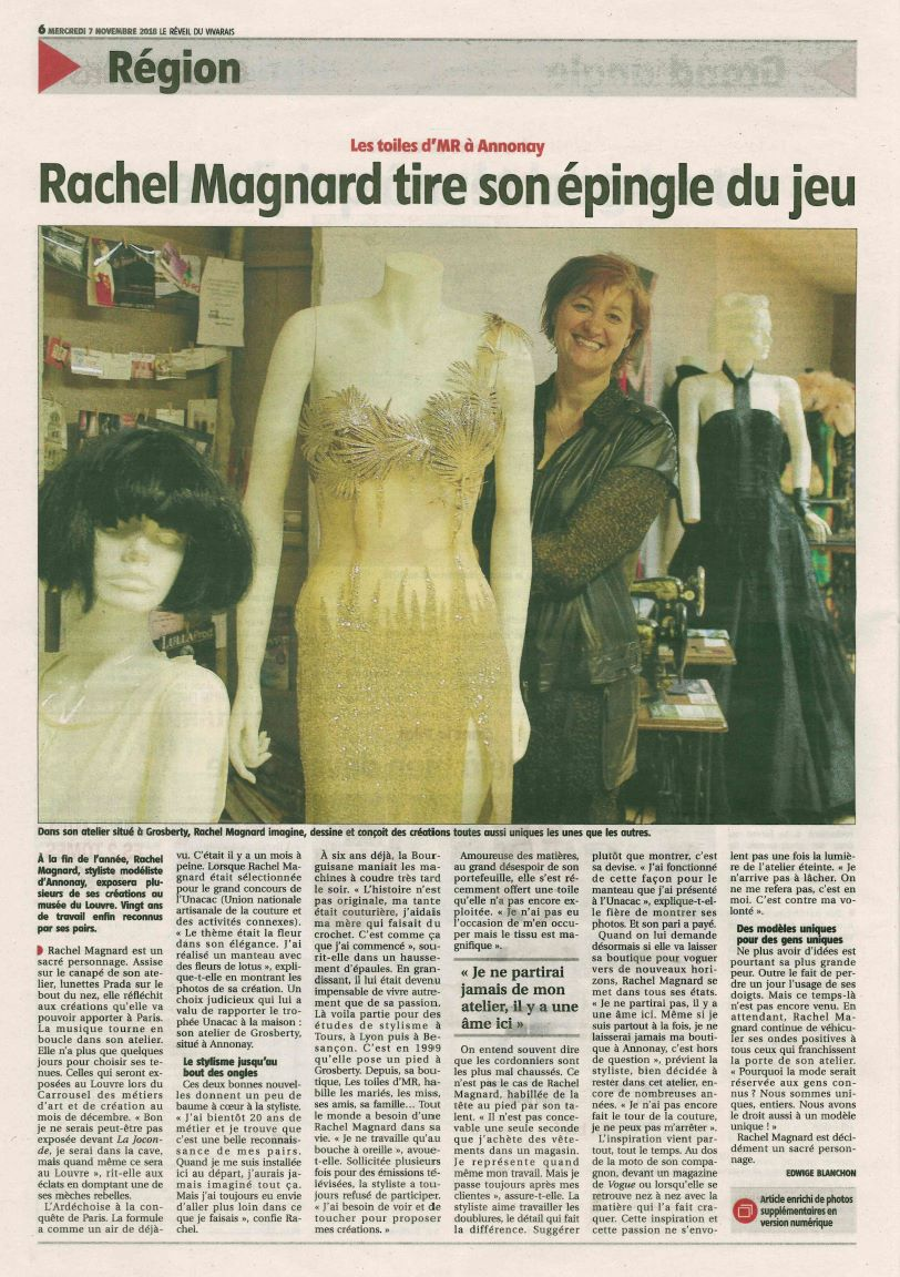 Article R. Magnard